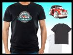 KOOLART BACK IN THE DAY Slogan Design for Classic Mini Cooper S Works mens or ladyfit t-shirt